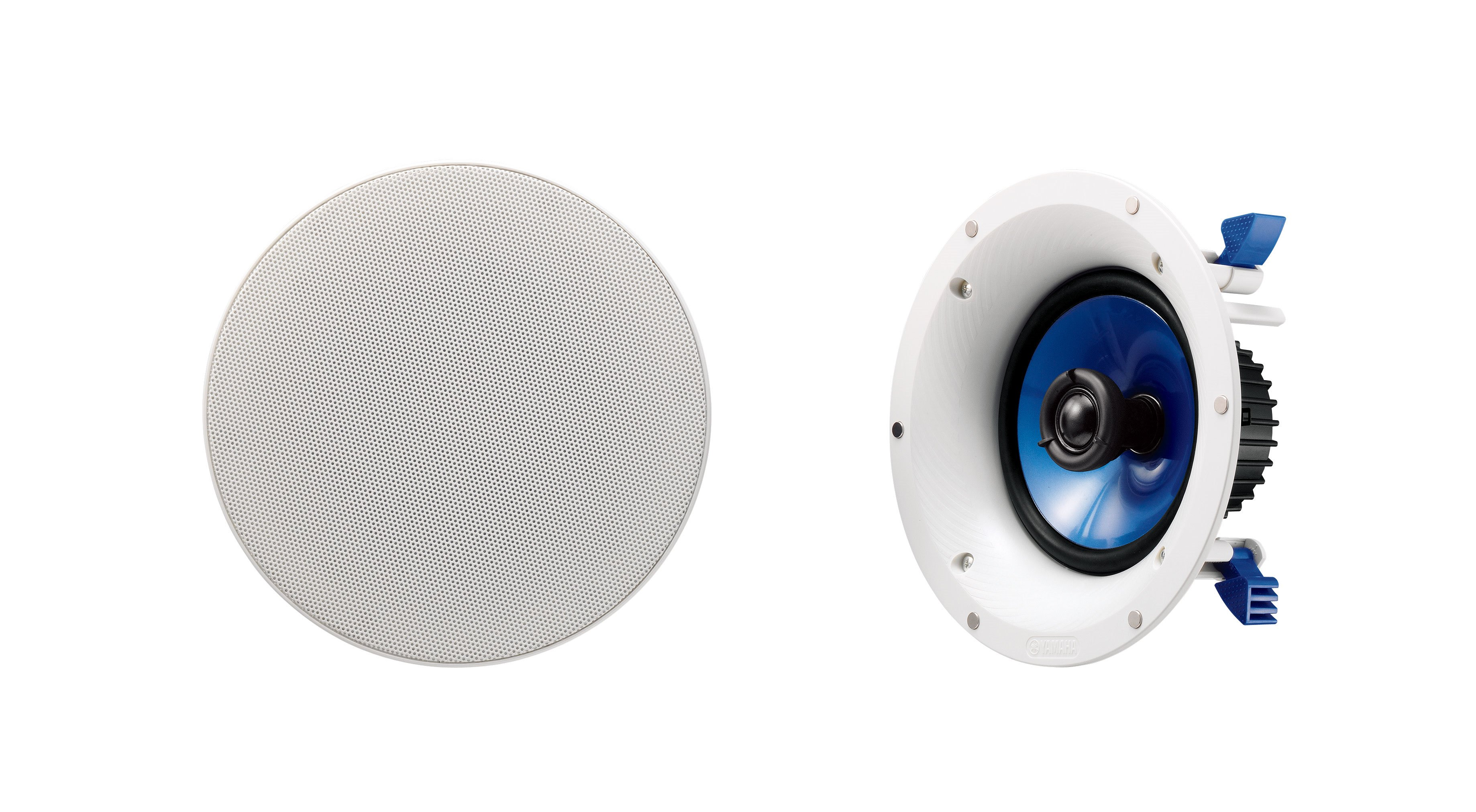 flexson play sonos single ceiling white mount for speakers