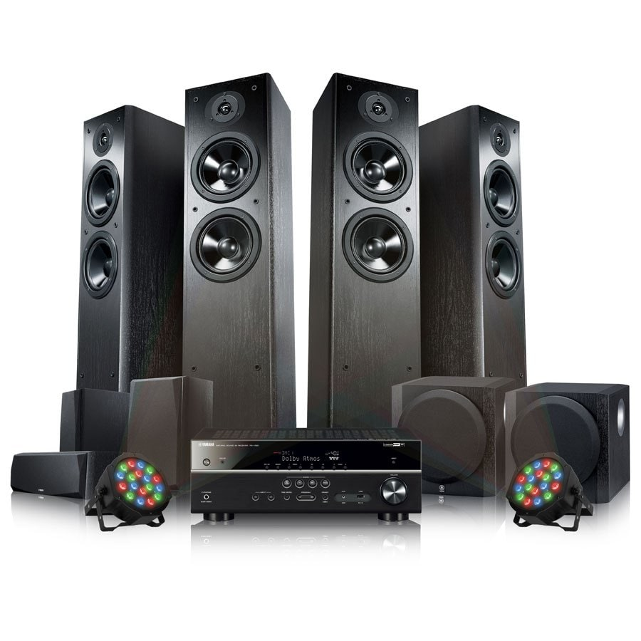 Livestage 7300 home theatre systems yamaha australia for Yamaha home stereo systems
