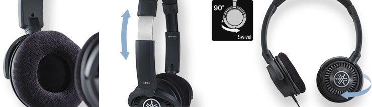 Yamaha HPH-150 Headphones 8DD9A01FA7D0482BBFE61B16D5DE48FE 12074 2a41778e069ebacb1ac986e4c3578f91