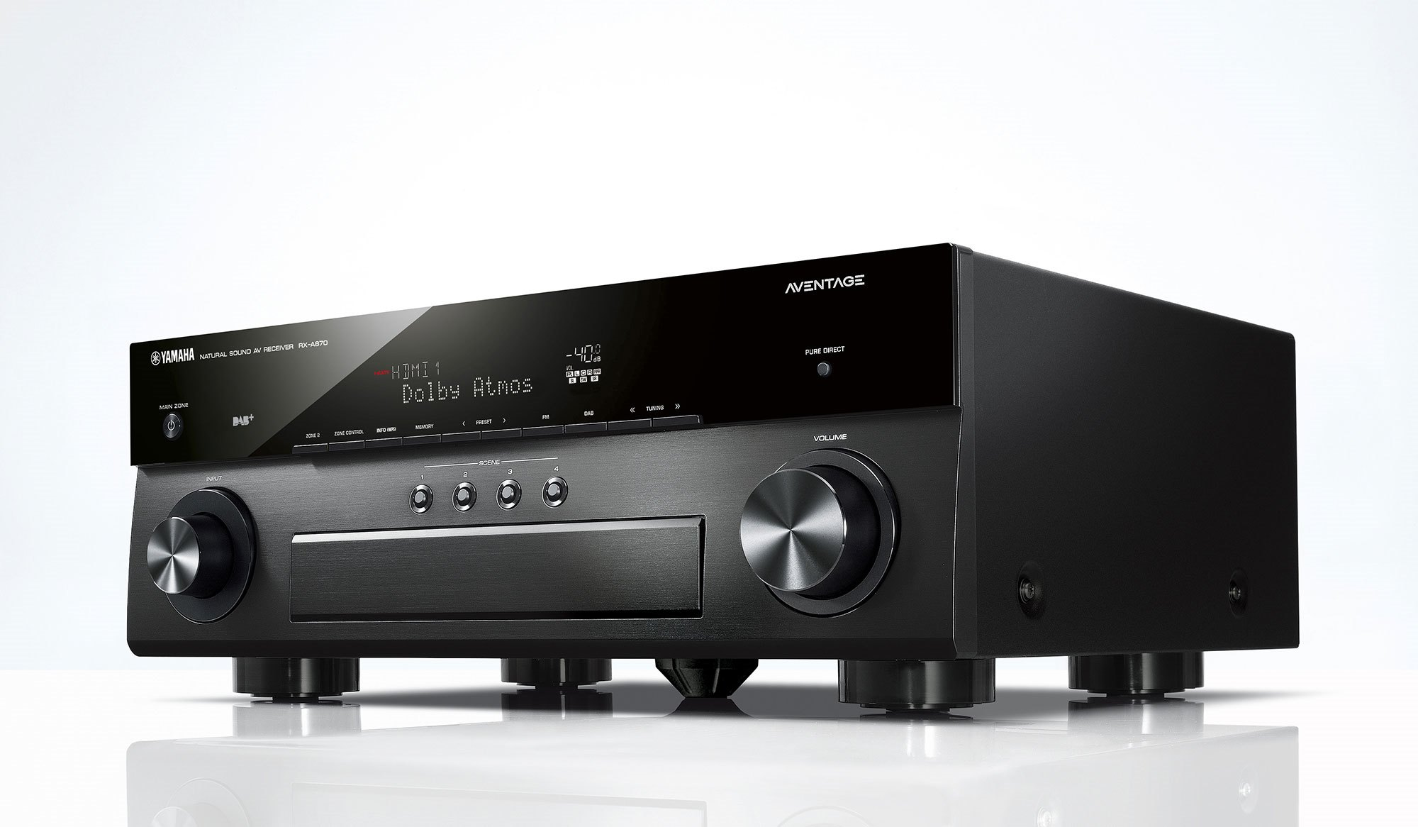 rx a870 overview av receivers yamaha australia. Black Bedroom Furniture Sets. Home Design Ideas