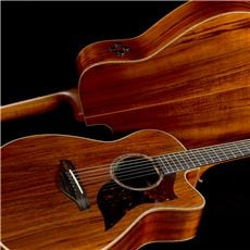 Koa A Series Guitars