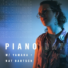 Nat Bartsch Piano Day Stream