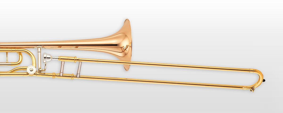 yamaha trombone. ysl-456a - overview trombones brass \u0026 woodwinds musical instruments products yamaha music australia trombone