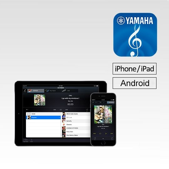 network player controller overview apps home audio products yamaha music australia. Black Bedroom Furniture Sets. Home Design Ideas