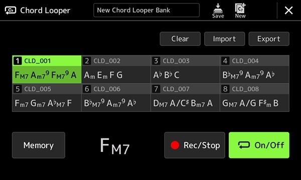 Chord Looper