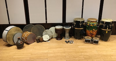 Drums and Percussions