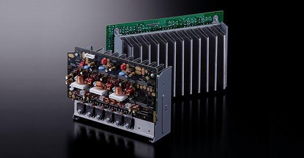 Yamaha RX-V6A V6AReceiver Amp