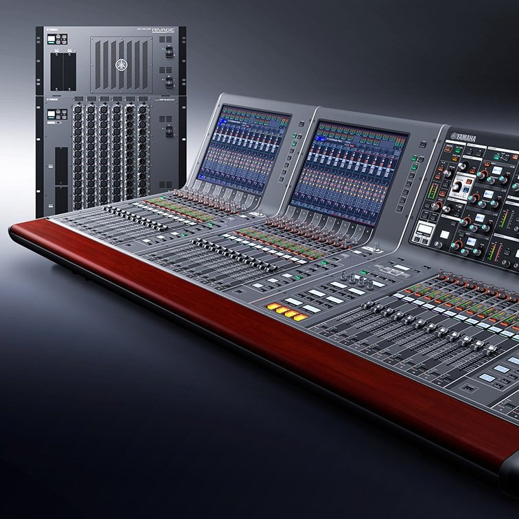 Professional Audio Yamaha Music Australia